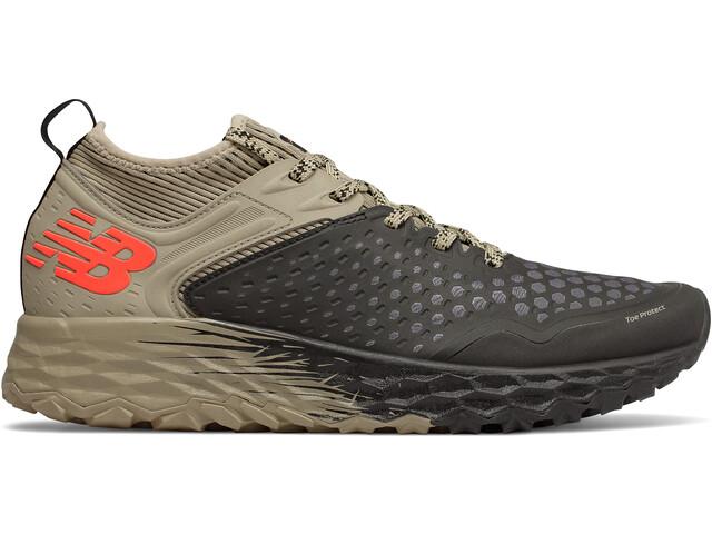 New Balance Hierro V4 Buty do biegania Mężczyźni beżowy/szary